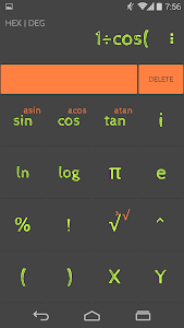 OsmTheme for CM calculator v1.0