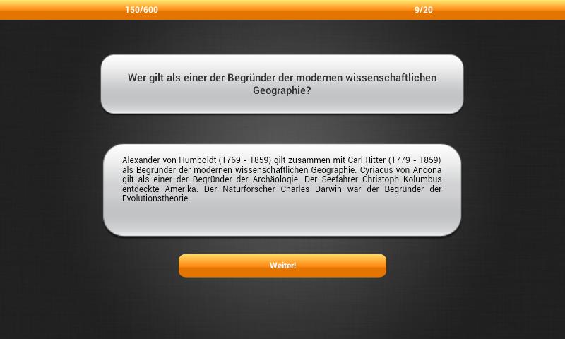 Quiz + Erklärungen (Ingenify) - screenshot