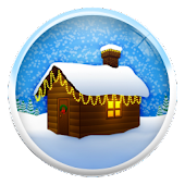SnowGlobe Live Wallpaper