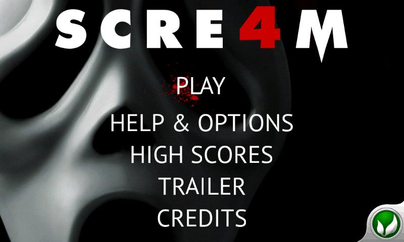 Scre4m - screenshot