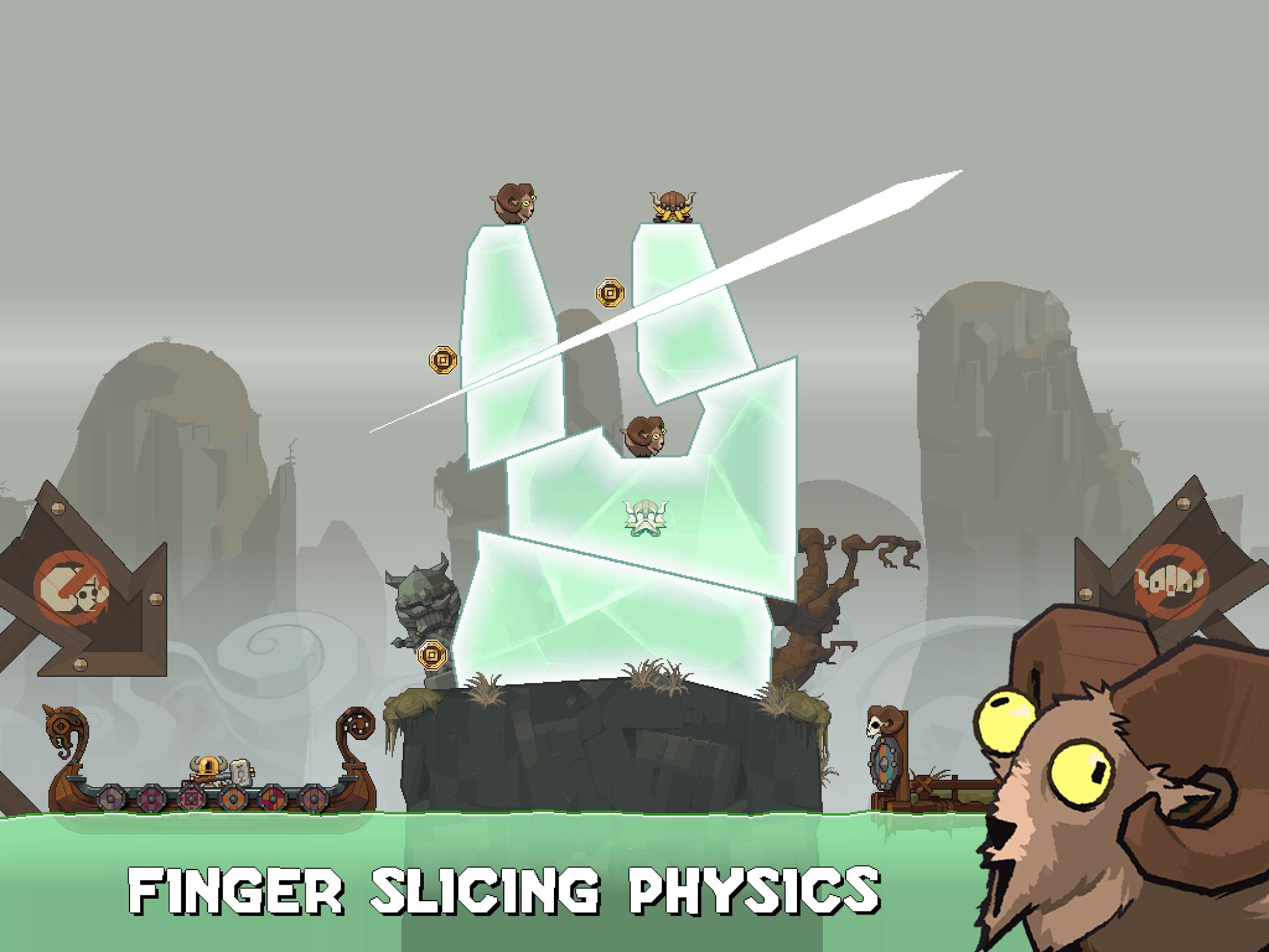 Icebreaker: A Viking Voyage screenshot #8