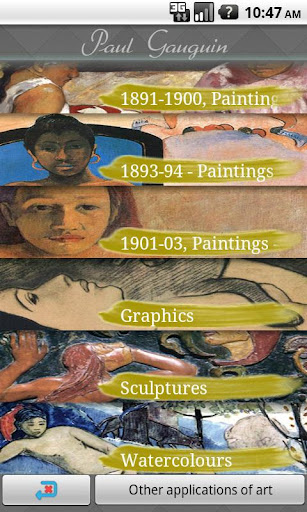 Paul Gauguin - Art Wallpapers