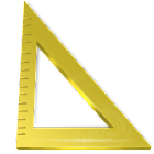 Meters2Inches icon