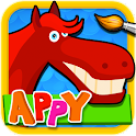Appy Puzzles for Kids icon