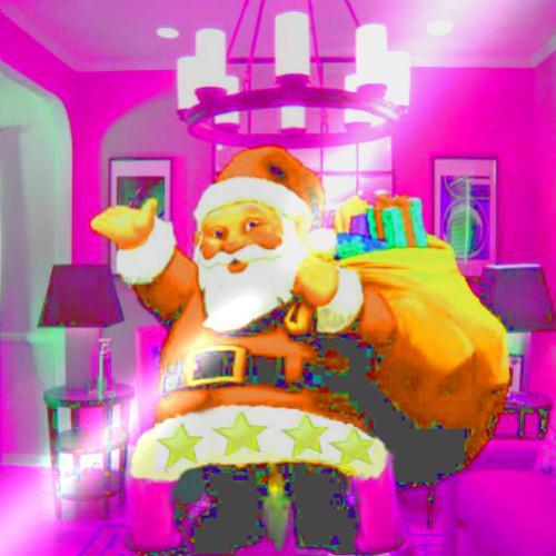 會說話的聖誕老人