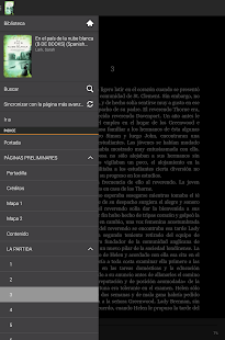 Kindle: miniatura de captura de pantalla