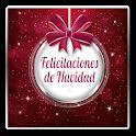 Felicitaciones de navidad icon