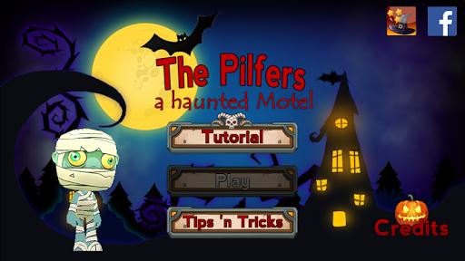 Pilfers:A haunted motel [FREE]