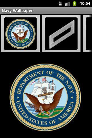 Navy Wallpaper- screenshot