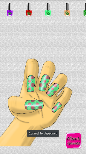 【免費休閒App】Crazy Freakin' Fun Nails-APP點子