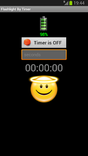 Flashlight by Timer - screenshot thumbnail