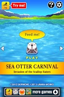 Screenshot of SEA OTTER CARNIVAL