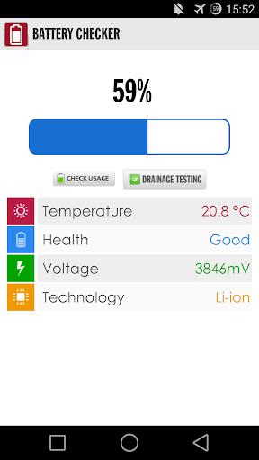 Test de Batería