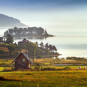Beautiful Bulgarian Landscape by Stoyan Katinov - Landscapes Waterscapes ( stoyan katinov, canon, water, waterscape, beautiful, lakes, lake, landscape, katinov, glamour, sunset, landscapes, bulgaria )