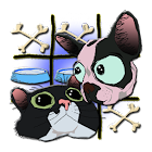 Tic Tac Toe Dogs vs Cats icon