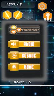 HexPop SAGA (Fun Game) screenshot