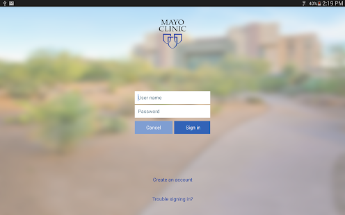 Mayo Clinic- screenshot thumbnail