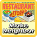 Restaurant Story Make Neighbor icon