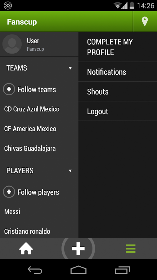 Fanscup: Football by the Fans - screenshot