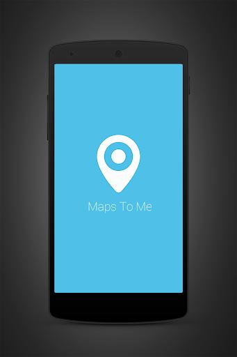 MapsToMe - Share My Location