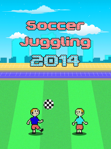 Soccer Ball Juggling 2014