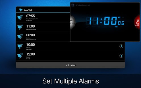 My Alarm Clock - screenshot thumbnail