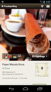 Foodspotting - screenshot thumbnail