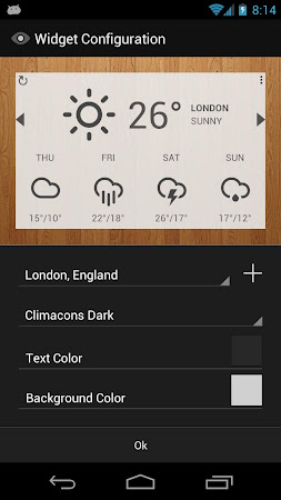 Eye In Sky Weather 4.5 screenshot 324527