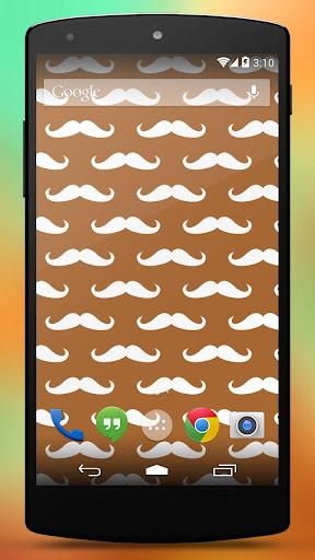 玩免費個人化APP|下載胡子壁纸图案 app不用錢|硬是要APP