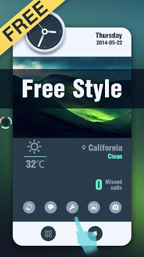 Mood GO Launcher Live Theme