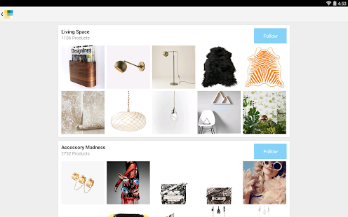 Wanelo Shopping- screenshot thumbnail