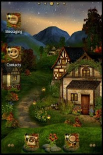ADW Theme Serene Seclusion - screenshot thumbnail