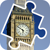 London Reisepuzzles