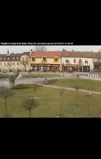 Gyula Város Élő Web Kamerája