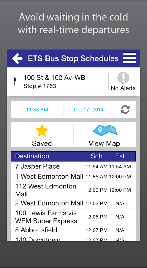 ETS Live® To Go- screenshot