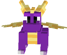Spyro The Dragon | 219 x 181 png 7kB