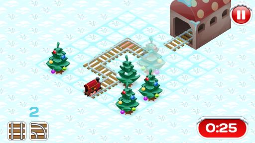 圣诞节铁路