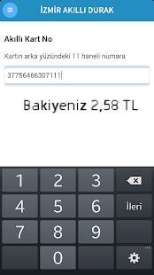 İzmir Akıllı Durak screenshot