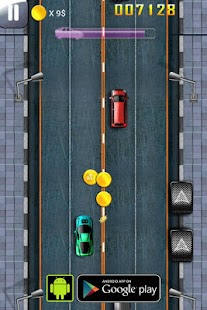 Car Race: DownTownRush2 - screenshot thumbnail