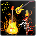 Best guitar ringtone icon