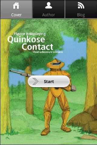 FSpaceRPG Quinkose Scenario