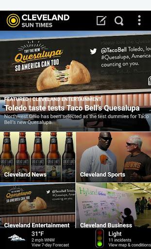 Cleveland Sun Times