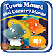 Town Mouse & Country Mouse