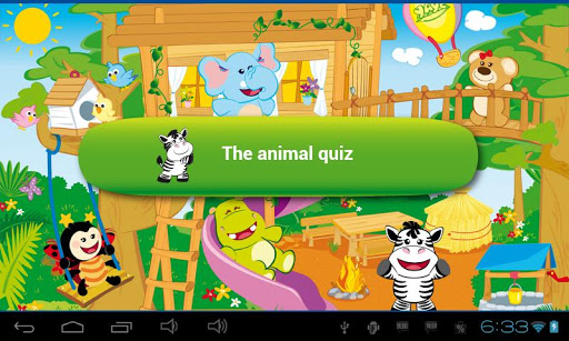 The Animal quiz UK