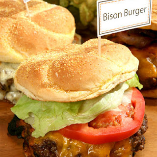 Blue Creek Burgers.