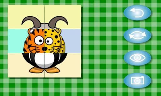 免費下載解謎APP|Funny Animals 3D Puzzle app開箱文|APP開箱王