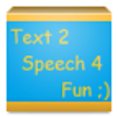 Text to Speech for Fun