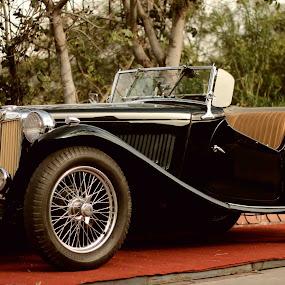 The vintage by Ashish Garg - Transportation Automobiles