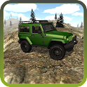 Mountain Offroad Truck Racer icon