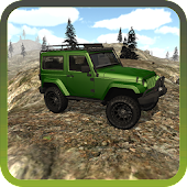 Mountain Offroad Truck Racer